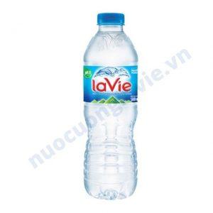 Nước khoáng Lavie 500ml
