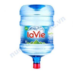 Nước khoáng Lavie 19L