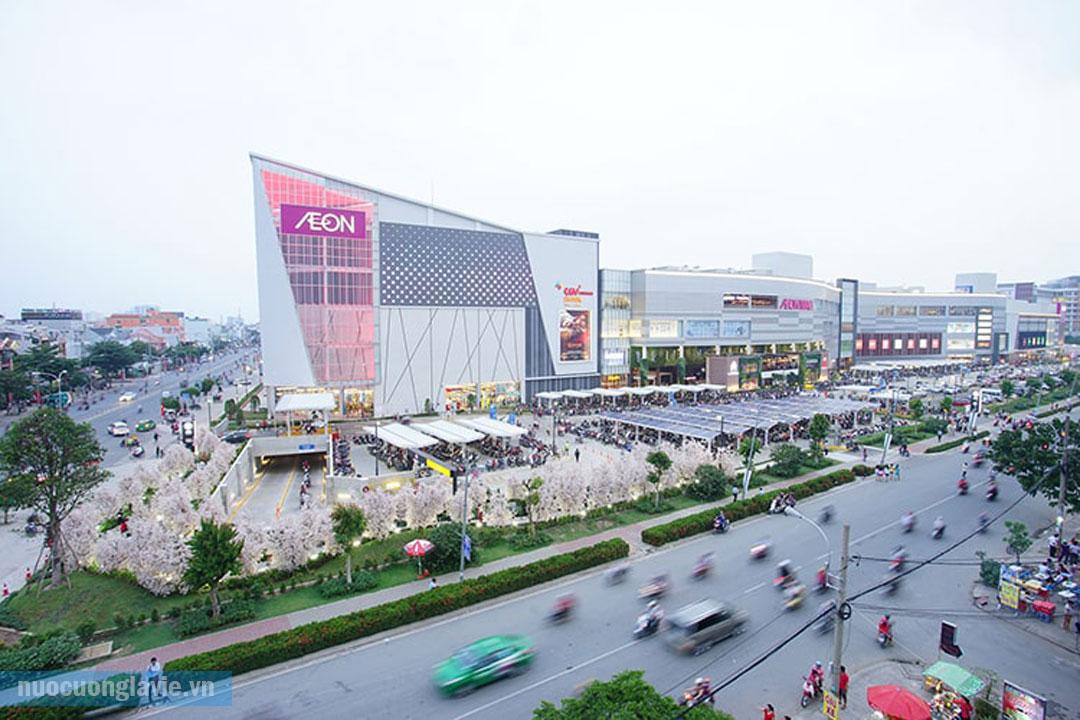 Lavie khu vực Bình Tân