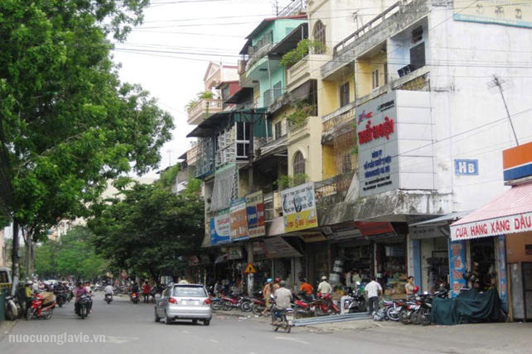 Lavie khu vực Tân Phú