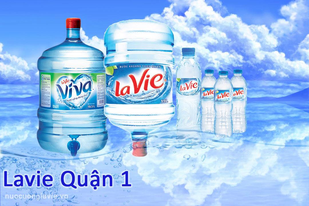 Sản phẩm nước Lavie Quận 1