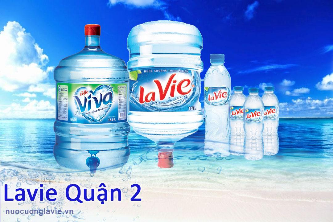 Sản phẩm nước Lavie Quận 2