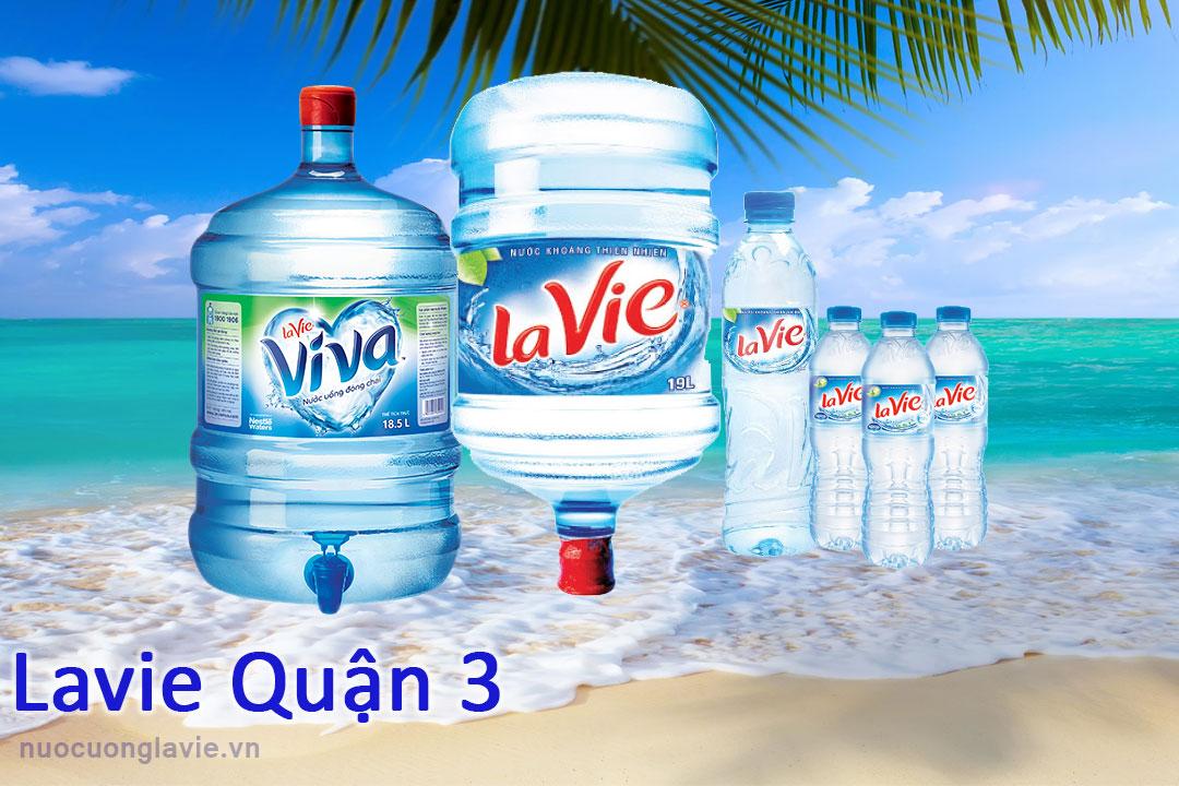 Sản phẩm nước Lavie Quận 3
