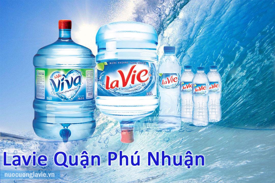 Nước Lavie Phú Nhuận
