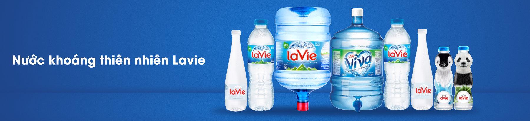 Nước Lavie - Viva