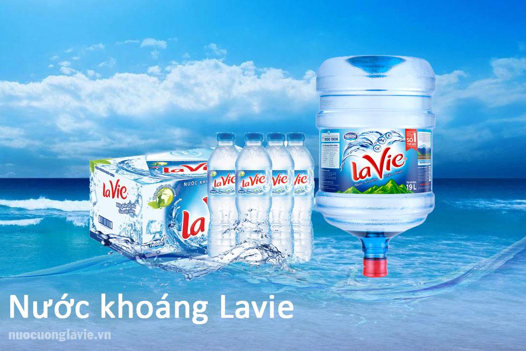 Nước Lavie