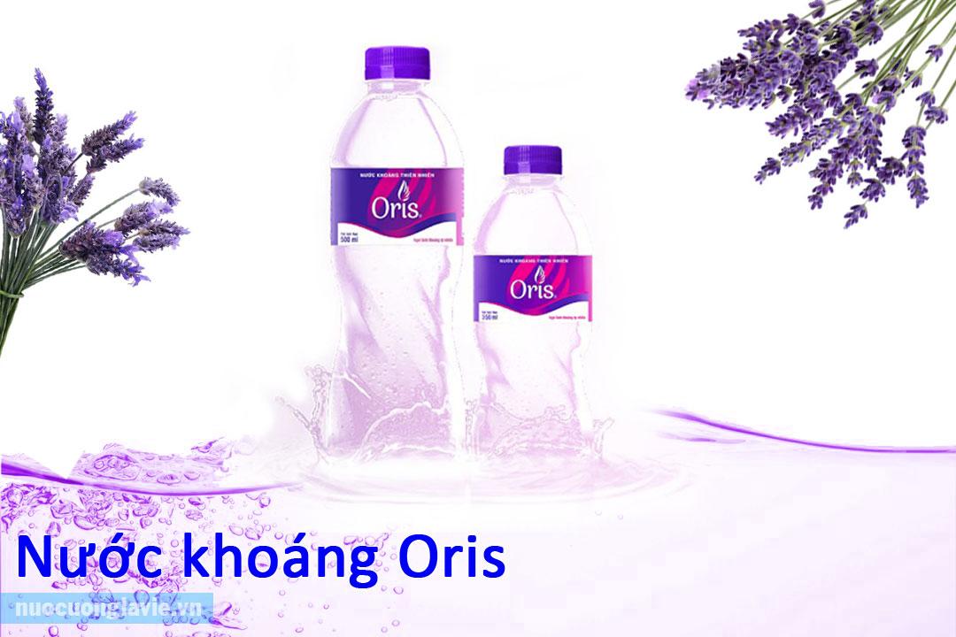 Nước khoáng Oris