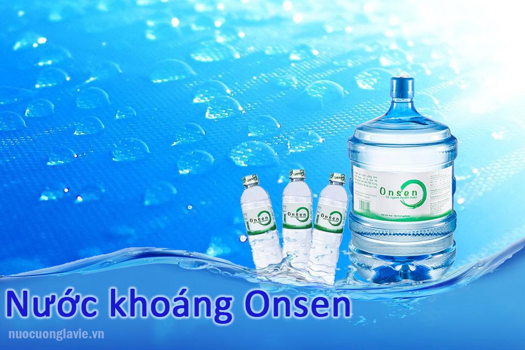 Nước khoáng Onsen