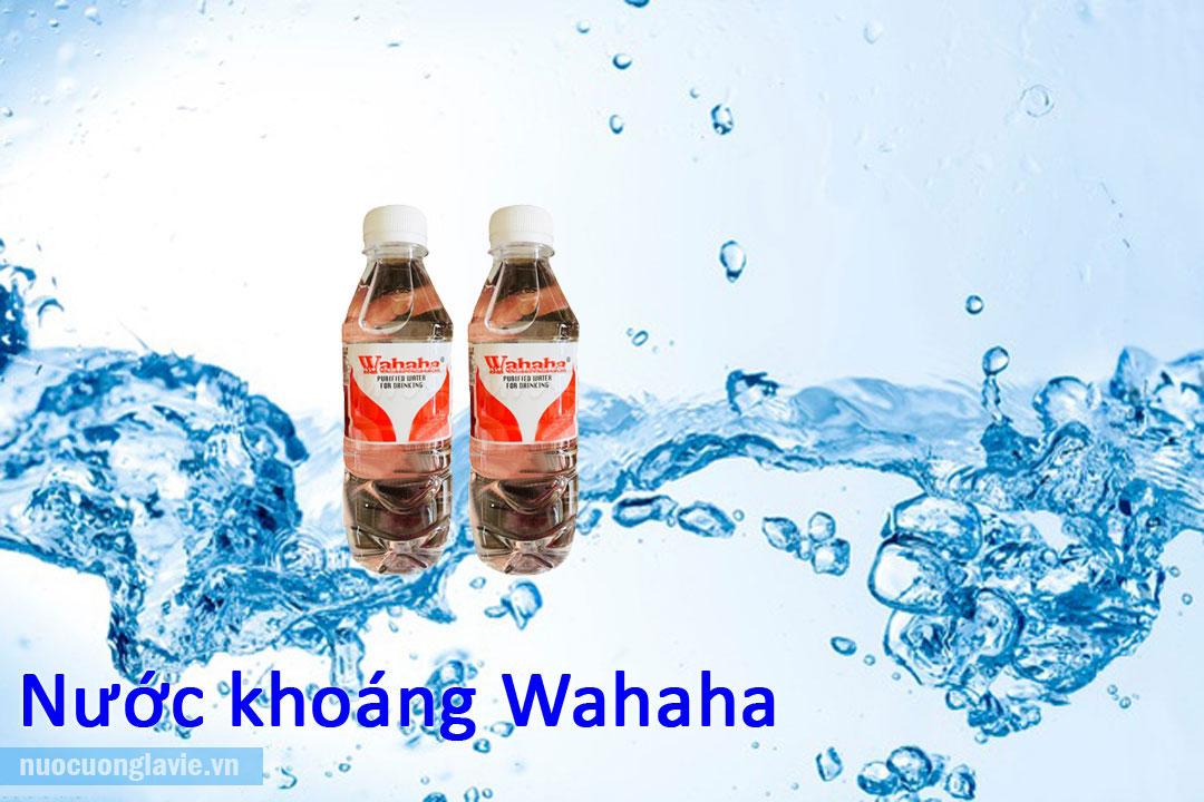 Nước suối Wahaha