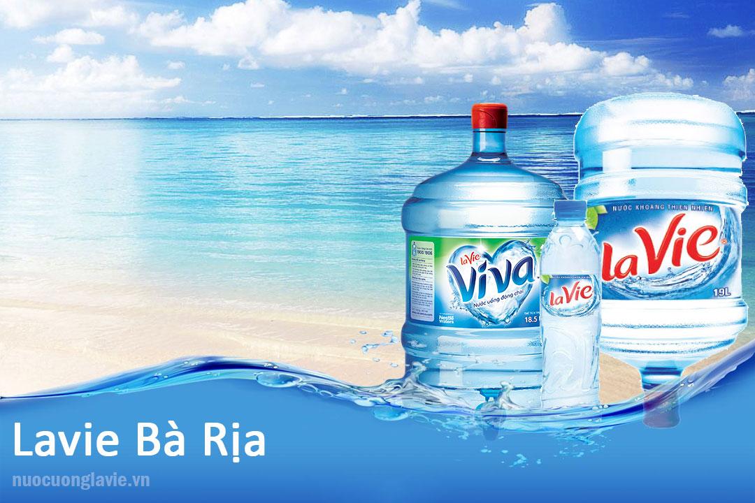 Sản phẩm nước Lavie TP Bà Rịa