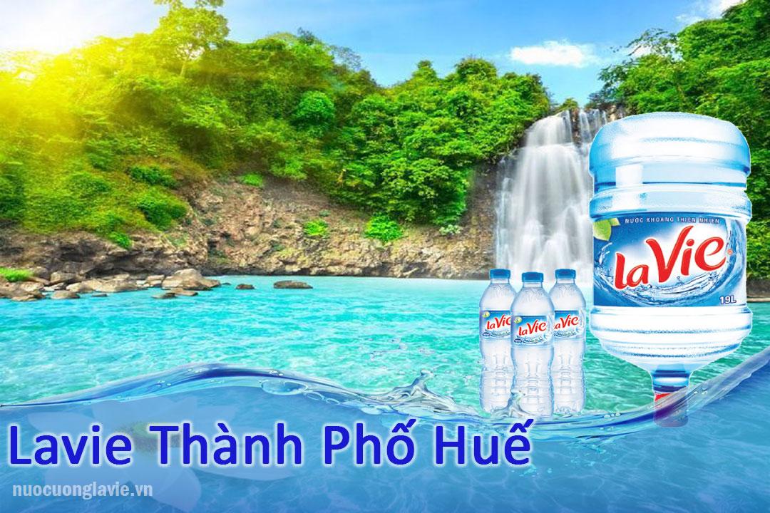Nước Lavie thành phố Huế