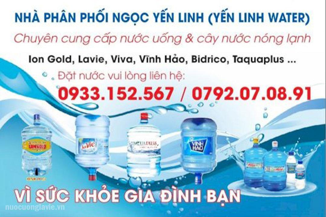 Nhà phân phối nước tại Đồng Nai
