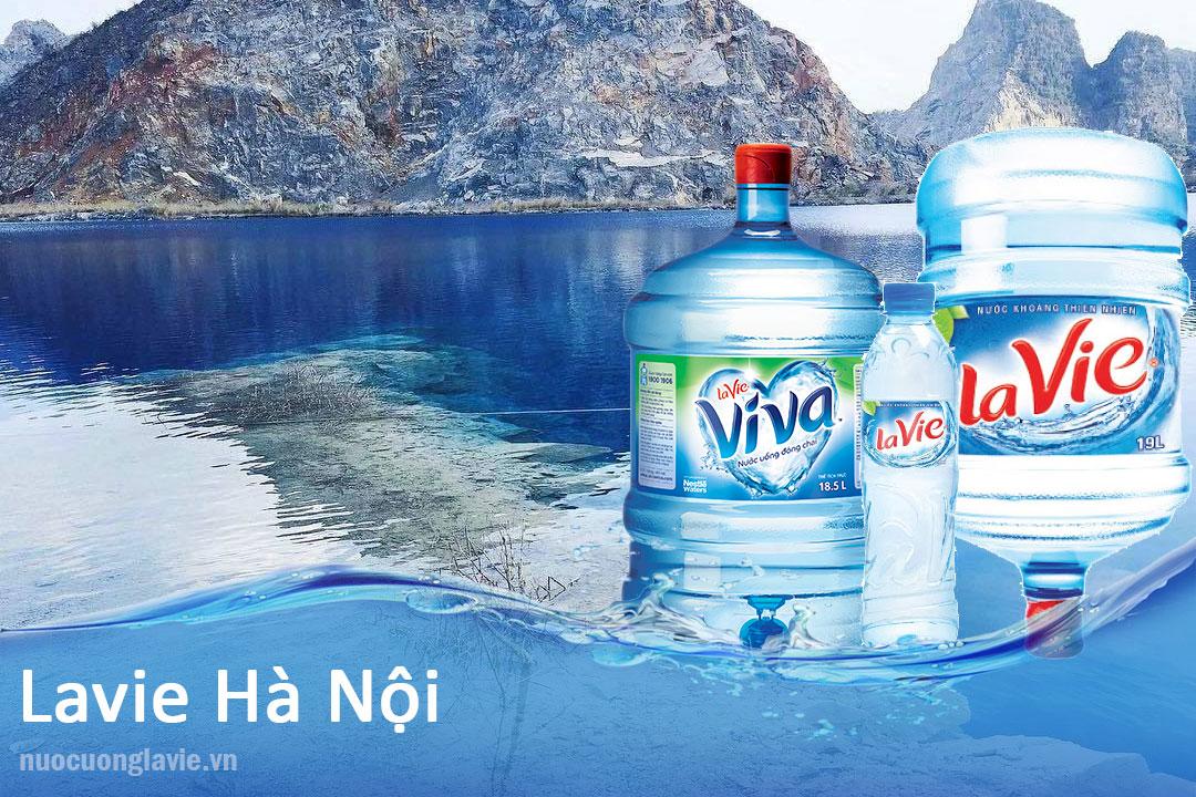 Nước Lavie tại Hà Nội