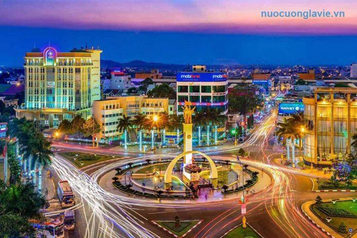 Top 5 đại lý nước khoáng lavie tại Đắk Lắk