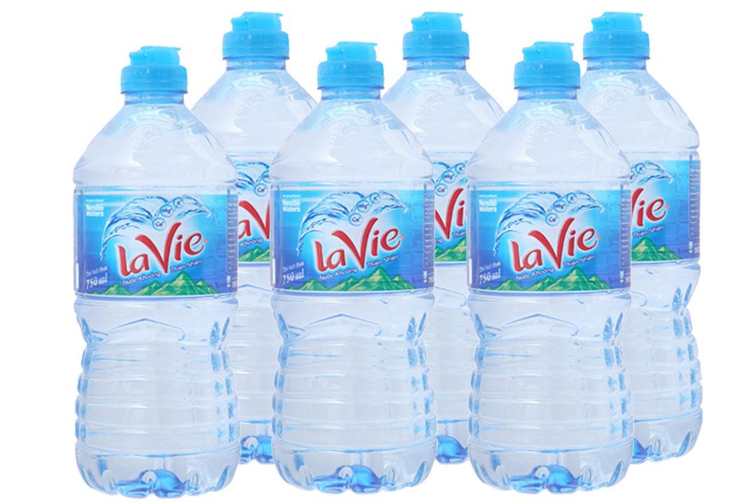 Top 5 đại lý nước khoáng Lavie tại Kiên Giang